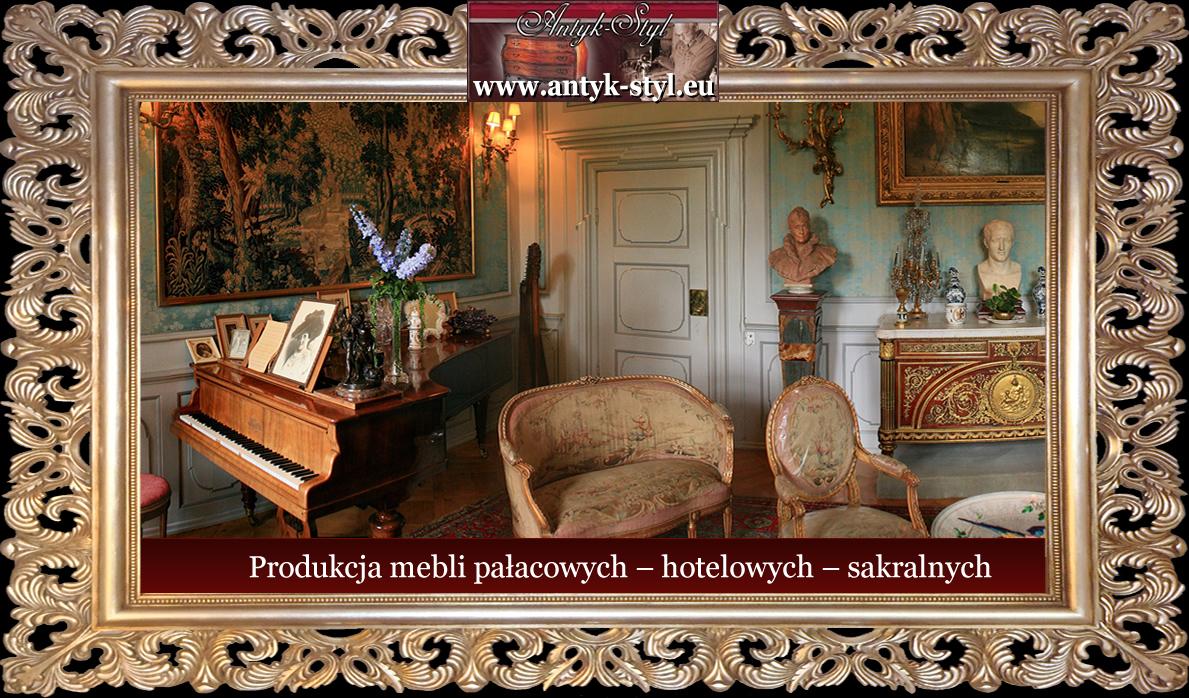 Antyk Styleu Meble Angielskie Renowacja Drzwi Produkcja